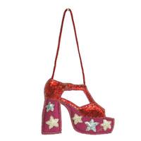 Sequin Glam Rock Shoe Decoration