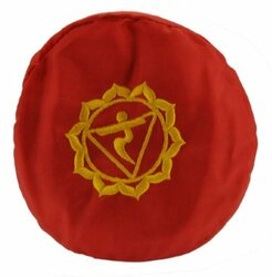 Solar Plexus Chakra Singing Bowl Cushion
