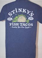 Men's Stinkys Fish Tacos T- Shirts