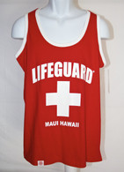 Men's Lifeguard Tank