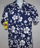 Men's Aloha Shirt In Royal Hawaiian