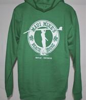Men's MMBH Green Surfer Hoodie