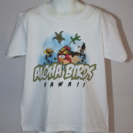 Kid's Aloha Birds T-Shirt