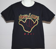 Kid's Hang Loose (shaka) T-Shirt