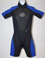 Women's Deep Sea 2MM Shorty Wetsuit