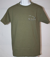 Men's Circle Maui Hawaii Island Chain T-shirts