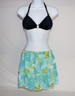 Women's Short Floral Beach Skirts/Cover Ups