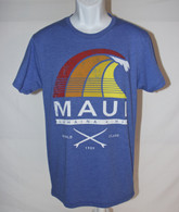 Men's Maui Rainbow Surf T-Shirts