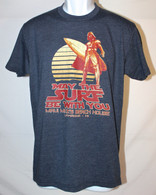 "Men's ""May The Surf Be With You"" T-Shirts"