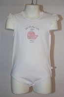 Maui Style Baby Onesie in Whaley Cute