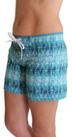 Women's Maui Rippers 4 Way Stretch Board Shorts in Moana