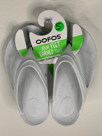 Women's OOfos OOlala In White