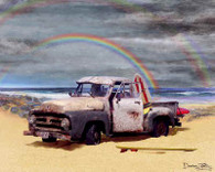 Ford F100 Cruiser Art