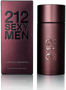 212 Sexy Cologne by Carolina Herrera for Men