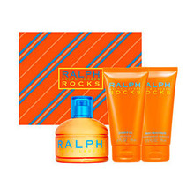 RALPH ROCKS 3PC (50ML) EDT - GIFT SET