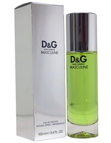 D&G MASCULINE (100ML) EDT