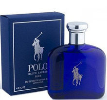 Bottle POLO BLUE (125ML) EDT