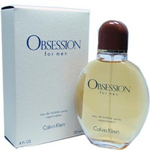 Bottle OBSESSION (125ML) EDT