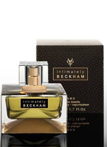 Bottle INTIMATELY BECKHAM (50ML) EDT