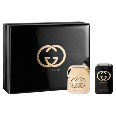 9ac1349cd740 GUCCI GUILTY 2PC (75ML) EDT - GIFT SET - Perfume Forever Online Store