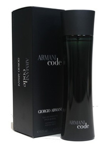 ARMANI BLACK CODE (125ML) EDT