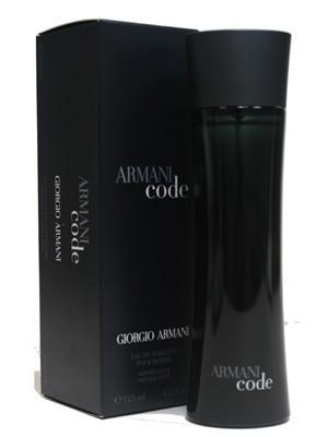 Armani Black Code 125ml Edt Perfume Forever Online Store