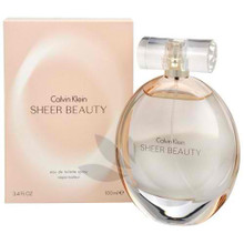 BEAUTY SHEER BY CK (100ML) EDP