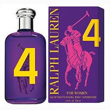POLO BIG PONY #4 (50ML) EDT