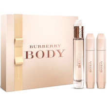 BODY BURBERRY 3PC (85ML) EDP - GIFT SET