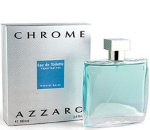 Chrome Azzaro for Men 100ml