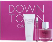 CK DOWN TOWN 3PC (90ML) EDP