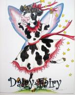 dairy fairy card