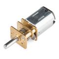 Micro Gearmotor - 140/270 RPM (6-12V)