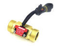 Liquid Flow Meter 3/4 inch - BRASS
