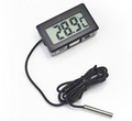 LCD Display with Temperature Probe