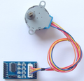 28BYJ-48 Stepper Motor with ULN2003 Driver