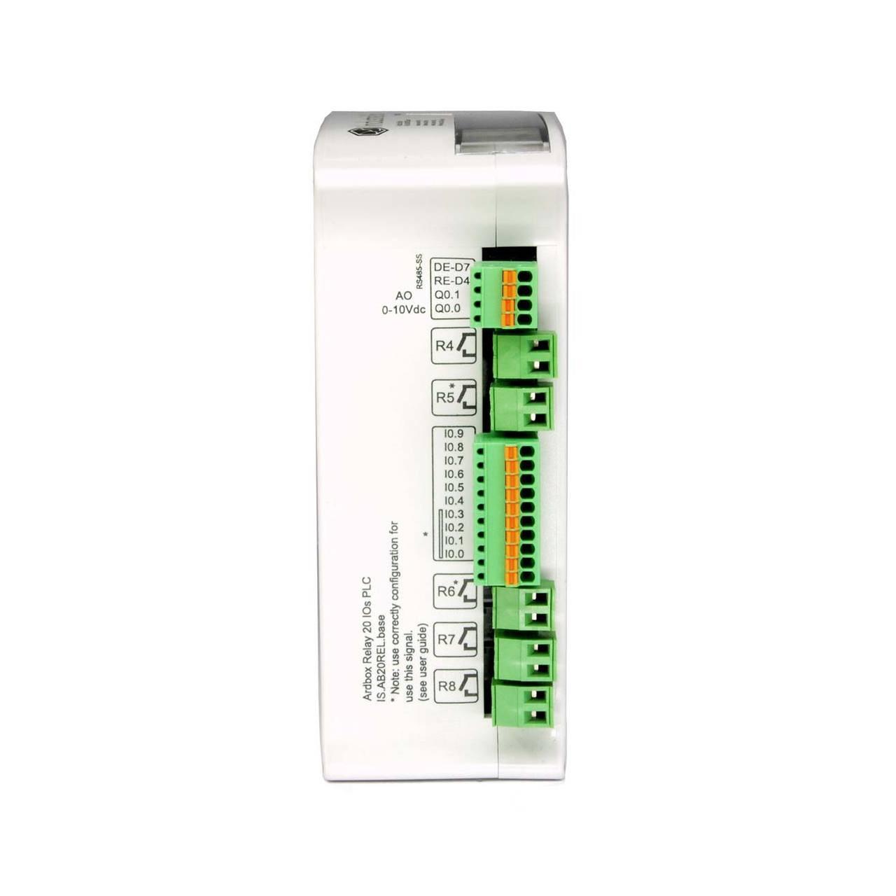 PLC Arduino 20 I/Os RELAY 7 0