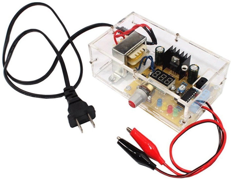 Superb Lm317 Adjustable Voltage Power Supply Kit Crcibernetica Wiring 101 Ponolaxxcnl