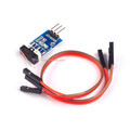 Limit switch end stop module with cable