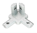 3 Way 90 Degree Inside Bracket for 2020 Extrusion