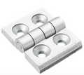Zinc Alloy Hinge for 2020 Aluminum Extrusion Profile