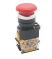 LA38-11M Push Button Switch (Red)