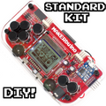 MAKERbuino Standard Kit (arduino compatible video game)