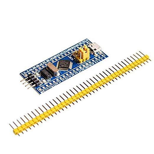 STM32F103C8T6 ARM STM32 (Blue Pill) microcontroller board