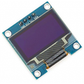 ".96"" 128x64 OLED Display with I2C (White )"