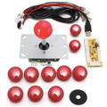 DIY Arcade Controller Kit (Red)
