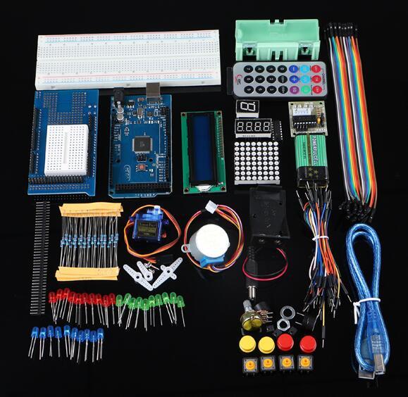 Arduino Mega Starter Kit (Generic)
