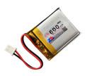 Lithium Ion Polymer Battery - 3.7V 600mAh