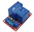 30A Relay Module with H/L trigger selection