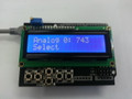 1602 LCD Keypad Shield for Arduino